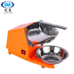 Wm - 1008 glace commerciale Shavering concasseur de glace de la machine pour le commerce de gros