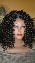 Synthetic Full Lace sèche perruques pour les femmes noires