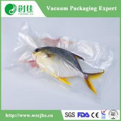 PA/PE Foodsaver пластиковой упаковки Вакуумный пакет для рыб