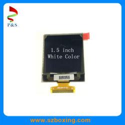 Afficheur OLED 1.5inch de couleur blanche