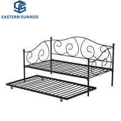 Jardim espreguiçadeira com almofada de lazer ao ar livre Chaise Deck Mobiliário Sofá