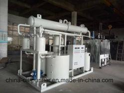 不用なオイルの蒸留及び変換システム、基礎オイルに変換する黒い汚れたオイル