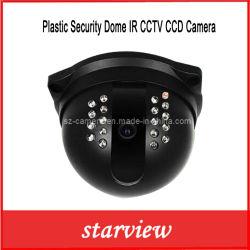 Macchina fotografica di plastica del CCD del CCTV di IR della cupola di obbligazione WDR Hlc di sorveglianza (SV60-D260M)