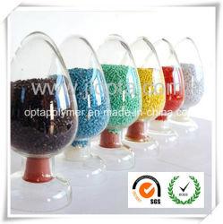 Alimentação Direta de fábrica! ! TPE com preços competitivos/TPV grânulo materiais com ISO, SGS, RoHS, chegar a conformidade
