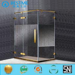 Badezimmer-Dusche-Gehäuse-gesundheitliche Waren löschen Glas (BL-B0005-C)