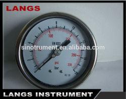 034 pièces d'auto de joint de bourdon de tube de pression d'indicateur d'indicateur de pression chimique