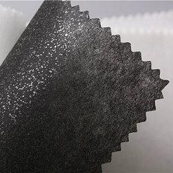 Non сплетенный плавкий Interlining черный цвет 1025hf