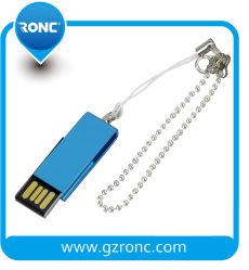 Différentes couleurs et le logo personnalisé disque Flash USB pivotant Dirive Flash