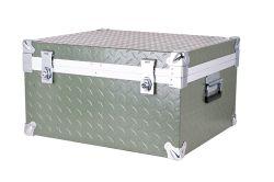 حقيبة حمل من الألومنيوم لأداة الطاقة