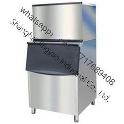 Purificador de água com máquina de gelo comerciais portáteis máquina de gelo Cube máquina de aço Stainlesss Ice Cube máquina para venda