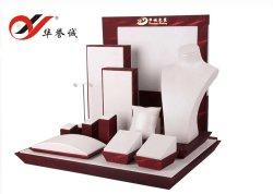 PU-Leder-Set für Schmuckwaren mit Messeständen