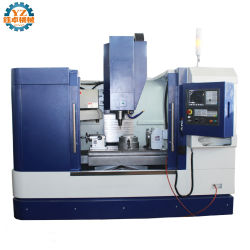 Vmc 850 3개의 축선 CNC 중심 소형 작은 수직 CNC 맷돌로 가는 선반 기계