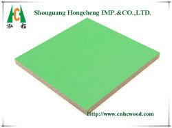 La Chine 4x8 bas prix de la mélamine Conseil fendue/affichage de la Mélamine MDF avec de nouvelles couleurs Design des fournisseurs en provenance de Chine