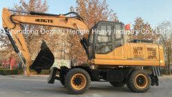セリウムの公認油圧車輪の掘削機(HTL120-9)
