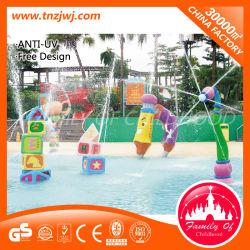 De Apparatuur van het Spel van het Water van het Zwembad van de Toebehoren van het Park van Aqua voor Verkoop