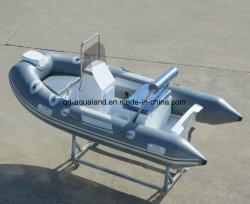 Aqualand 11-12feet 3.3m steifes aufblasbares Fischerboot-/Rib-Bewegungsboot (RIB330)