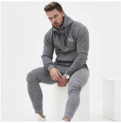 OEM на заказ высокого качества 80 хлопка 20 полиэстер свитеры удлиненной худи худи