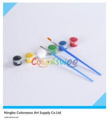 6*3ml Non Toxic Acrylic Paint para Students y Kids