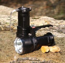 Для использования вне помещений 10W яркого света высокой мощности с правой лампы T6Светодиодный прожектор