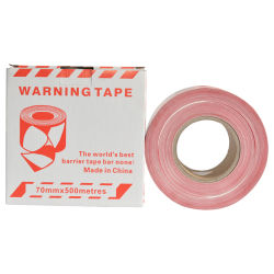 The World에 있는 Road Locking Best Tape를 위한 PE Warning Tape Use