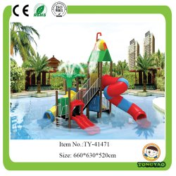 Parc aquatique Muti-Function Outdoor en plastique (TY-41471)