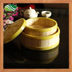 Dim Sum vaporera de bambú de cocina