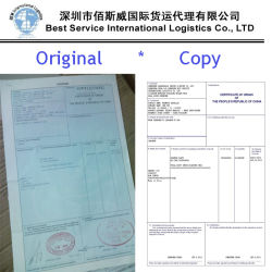 Armazenamento de depósito, desalfandegamento, Agente, documentos por Bsw