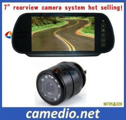 7inch Digital Spiegel-Monitor-Nachtsicht-Auto-hintere Ansicht-Kamera-System