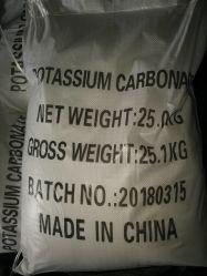 El carbonato de potasio CAS 584-08-7