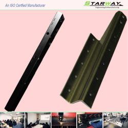 Láminas de metal de corte por láser para el equipo de verificación por parte de la fabricación de metales Cabinet Parts
