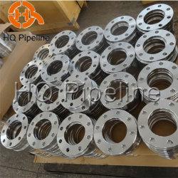 La norme ANSI/DIN/carbone forgé PN10/16 soudure en acier inoxydable cou/blind/Slip sur/plat/Brides RF/FF