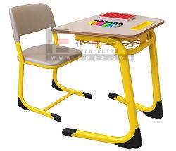 현대 학교 싱글 합판 학생 책상 의자