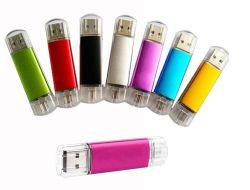 Preiswertes androides Mikro 4GB-64GB verdoppeln Feder-Laufwerk DES OTG USB-Blitz-Laufwerk-Speicher-OTG
