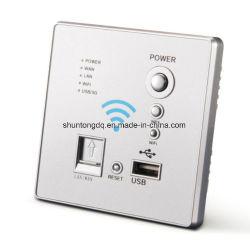 Interruptor de pared de router WiFi, USB