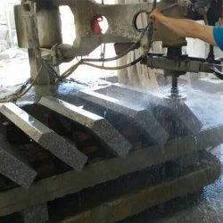 De Steen van de Stap van het Graniet van de Straatsteen van de vloer