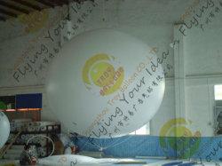 La publicidad de hinchables Bola de promoción de la Globo blanco