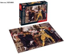 Puzzle용 판지 장난감 1000조각