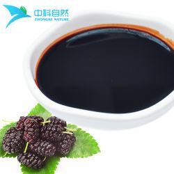 Китайский ингредиент концентраты соков из свежих фруктов шелковицы