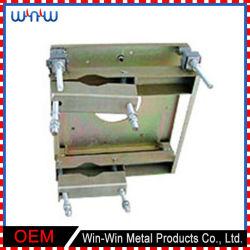 Peças feitas sob encomenda da soldadura que carimbam & que soldam produtos da soldadura de aço da parte