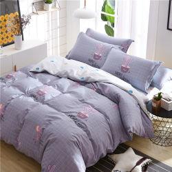Venta caliente nuevo diseño de productos de ropa de cama tejido de algodón impresos