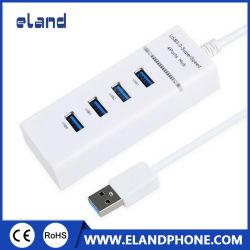 USB 3.0 4 운반 USB 허브