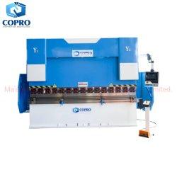 安徽省電路油圧 CNC プレスブレーキ制御金属製ベンディング機械