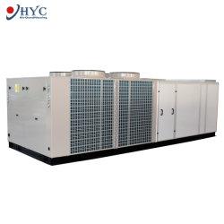 Unità di condizionamento aria confezionata sul tetto tipo DX raffreddato ad aria da 8-240 kW Con raffreddamento libero (produttore R410A)