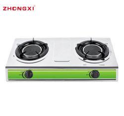 Preiswerter Arbeits-Brenner-klassischer Edelstahl-Kocher der Ofen-Brenner-Gas-Sicherheits-2