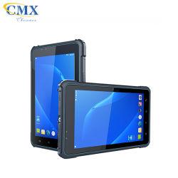 Draagbare robuuste 8-inch touchscreen draagbare QR-code voor draadloze handheld Scanner Tablet PC met BT GPS
