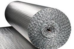 Fire Retardant hoogwaardige aluminiumfolie Bubble Roof Isolation Loft Stralingsbescherming Dubbel isolatiemateriaal voor thermische isolatie