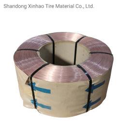Cordón de la industria del neumático neumático de cable de alambre recubierto de cobre