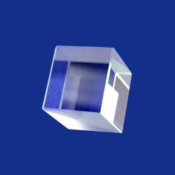 50/50, 30/70, 40/60 T: R Cube prismas Beamsplitters óptico para o Vis Aoi 45 grau