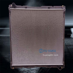 Radiador de auto 64067A 1741588 para Scania El sistema de refrigeración de camiones pesados