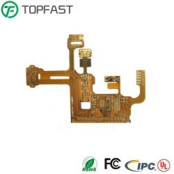 Câble plat flexible FPC personnalisé Fabricant Carte de circuit PCB
